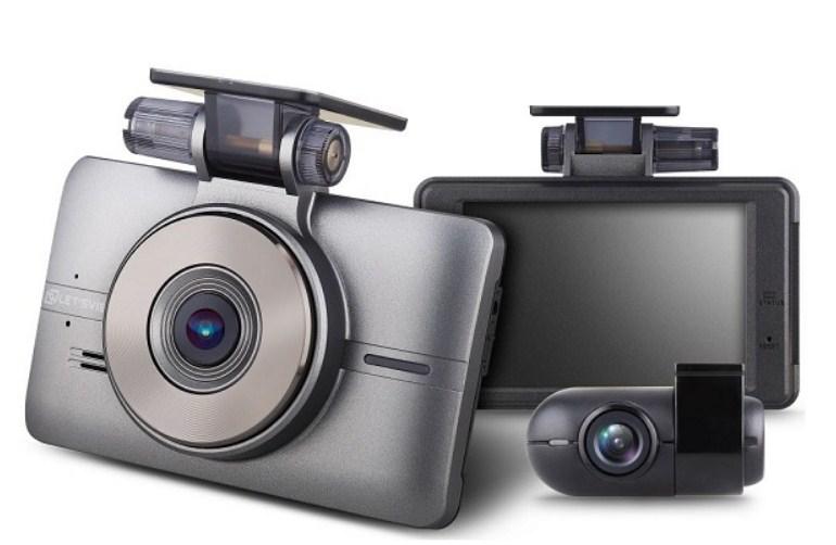 Lắp camera hành trình cho Toyota Hilux