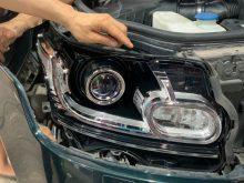 Nên chọn độ đèn giống với thiết kế của nhà sản xuất để tránh bị phạt