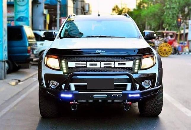 Nên lắp đặt những đồ chơi phụ kiện gì cho xe Ford Ranger