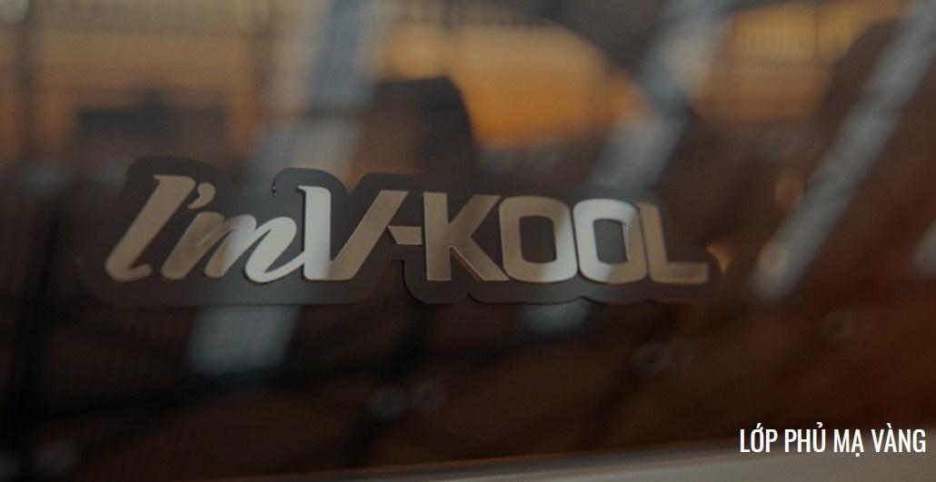 Thương hiệu Vkool cũng là lựa chọn tối ưu hiện nay