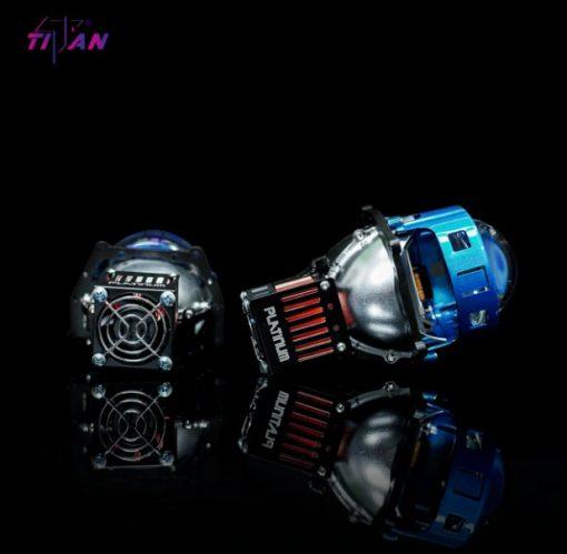 Tản nhiệt ưu việt của Bi Laser Titan Platinum