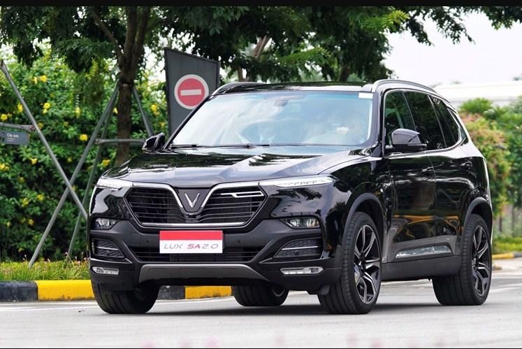 Thiết kế siêu đẹp của chiếc xe Vinfast SA