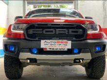 Độ đèn xe Ford Raptor tại Auto365 Mỹ Đình – Hà Nội