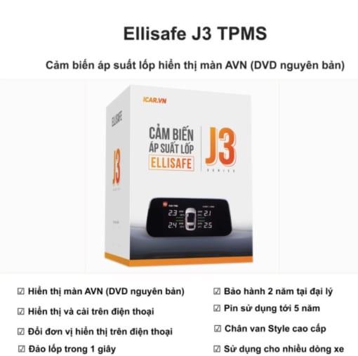 Ellisafe J3 tpms