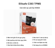 Bạn cần đọc kỹ hướng dẫn sử dụng TPMS C393 của nhà sản xuất trước khi lắp đặt và sử dụng
