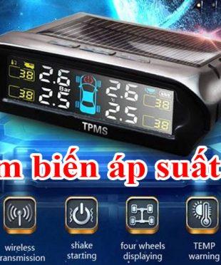 Cảm biến áp suất lốp ô tô