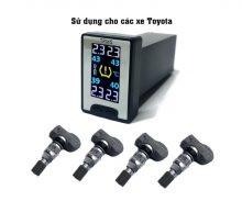 Cảm biến áp suất lốp KTI là dòng sản phẩm được sản xuất dành riêng cho những dòng xe ô tô của Toyota, Mitsu, Suzuki