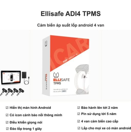ellisafe adi4 tpms