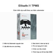 Hệ thống cảm biến cảnh báo áp suất lốp i Serials theo xe Ellisafe i1X