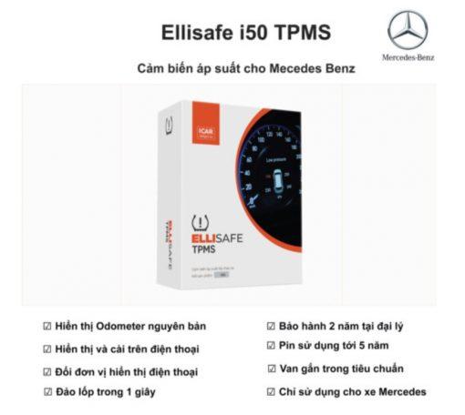 Với Icar Ellisafe i50, người dùng có thể dễ dàng tùy chỉnh mọi cài đặt một cách nhanh chóng trên điện thoại di động