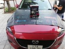 Mazda 3 nâng cấp GTR Limited